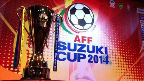 Lễ bốc thăm AFF Cup 2014 được diễn ra tại khách sạn Sheraton