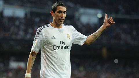 Angel di Maria quyết chia tay Real Madrid