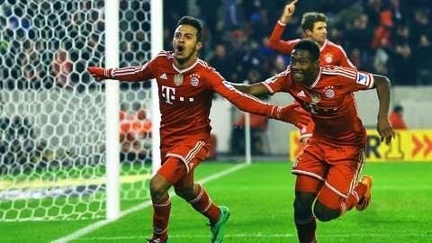 Ra sân với tư tưởng thử nghiệm không có nghĩa Bayern không thể vượt qua Các ngôi sao MLS