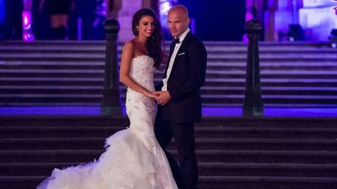 """Cưới Natalie Foster, Ljungberg đã thực hiện đúng lời hứa """"lập gia đình sau khi treo giày"""""""