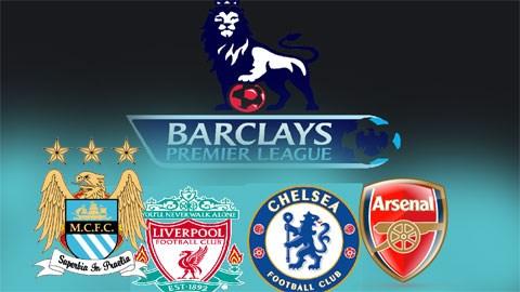 Man City có đội hình đồng đều nhất Premier League