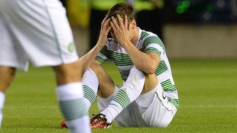 Celtic đã phải dừng cuộc chơi ở vòng sơ loại thứ 3