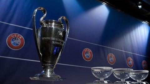 Ngay mai (8/8), UEFA sẽ tiến hành bốc thăm vòng play-off Champions League 2014/15