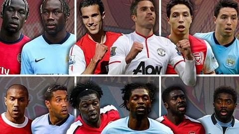 Những ngôi sao chuyển từ Arsenal tới Manchester có phong độ như thế nào?