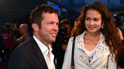 Anastasia Klimko liệu đã là bến cuối của cựu danh thủ Matthaeus?