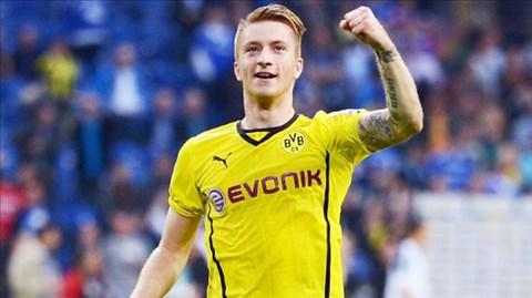 Cũng như Goetze cách đây 1 năm, Reus đang bị Bayern lôi kéo từ từ
