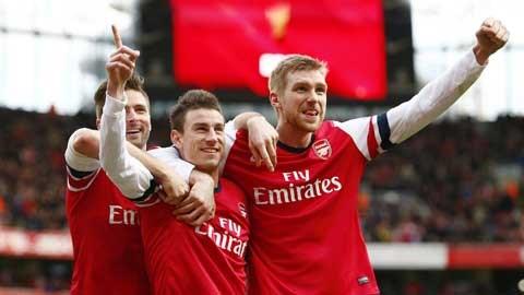 Sự tăng cường lực lượng đáng kể ở mùa Hè này là bước đệm để Arsenal bay cao trong mùa giải mới