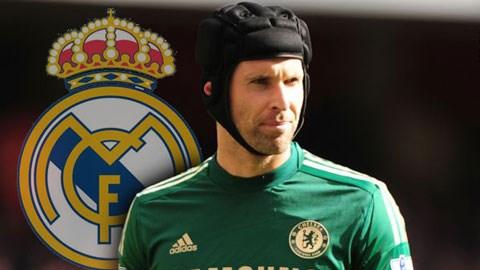 Cech sẽ đầu quân cho Real?