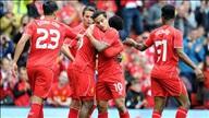Liverpool 4-0 Borussia Dortmund (Giao hữu)