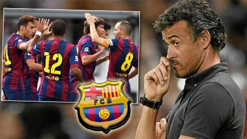 Enrique đang đi đúng với truyền thống của Barca