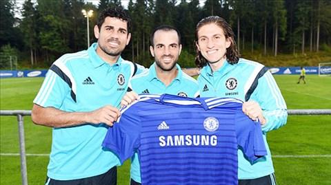 Hè 2014, 3 tân binh sáng giá nhất của Chelsea đều là ngoại binh