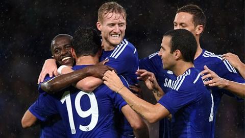 Chelsea 2-0 Real Sociedad (Giao hữu)