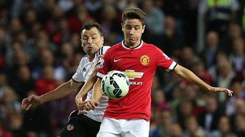 Herrera đã có 90 phút xuất sắc trong màu áo M.U