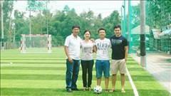 Cựu danh thủ Trần Công Minh: Khúc cua từ thầy giáo làng thành cầu thủ