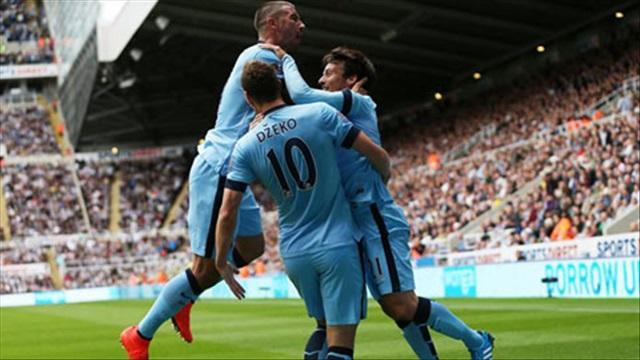 Newcastle 0-2 Man City: Thắng nhưng chưa đã