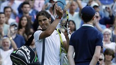 Nadal không thể bảo vệ ngôi vương Mỹ mở rộng