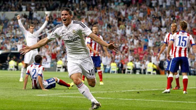 Real Madrid 1-1 Atletico Madrid: Nghẹt thở phút cuối