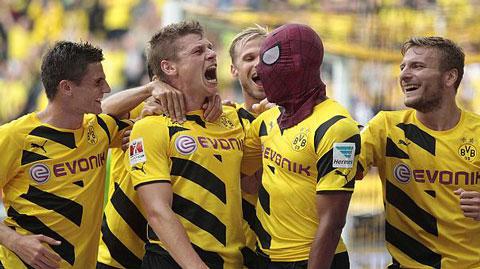 Dortmund: Sống lại giấc mơ vàng!