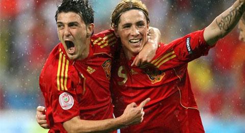 Tiền đạo Tây Ban Nha lu mờ ở La Roja