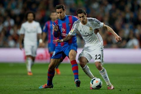 Di Maria rời đi sẽ để lại nỗi đau cho Madridistas