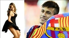 Bỏ diễn viên, Neymar cặp kè ca sỹ
