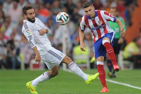 Atletico vs Real: Đòi nợ Kền kền!
