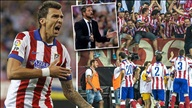 Atletico Madrid - Real Madrid: Trả xong nợ và đăng quang