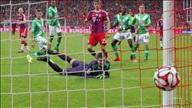 Bayern Munich - Wolfsburg: Khởi đầu gian khó