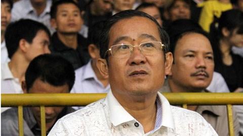 Bằng cách quản lý bóng đá bài bản, Ông Nguyễn Minh Sơn đã có những đóng góp không nhỏ cho chức VĐ V.League lần thứ 3 của B.BD