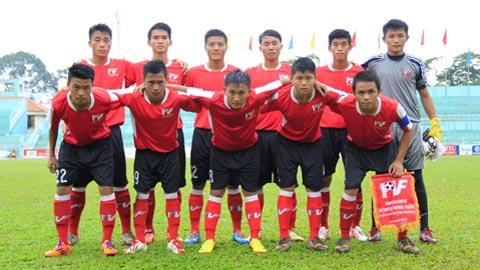 Chiều mai, U16 PVF đá chung kết Cúp bóng đá các CLB U16 châu Á 2014