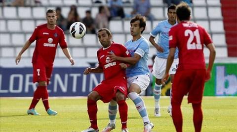 ไฮไลท์  Celta Vigo 0 - 0 Getafe