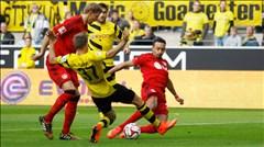 Dortmund 0-2 Leverkusen: Knock-out sau 9 giây