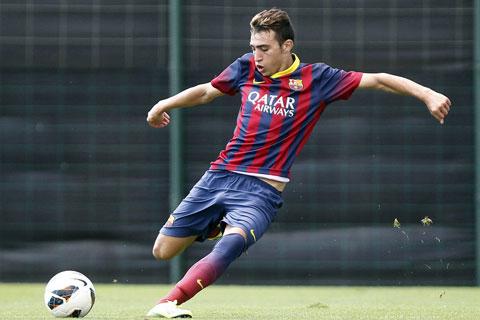X-Player: Munir El Haddadi - Messi mới của lò La Masia?