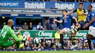 Everton 2-2 Arsenal: Siêu kịch tính