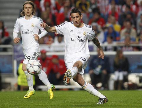 Tạm biệt đồng đội ở Real, Di Maria 99% là người của M.U