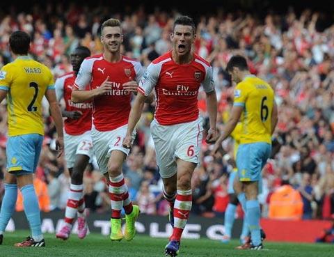 """Arsenal: Chờ """"chuyên gia play-off"""" trổ tài"""