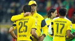 Gáo nước lạnh cho Dortmund