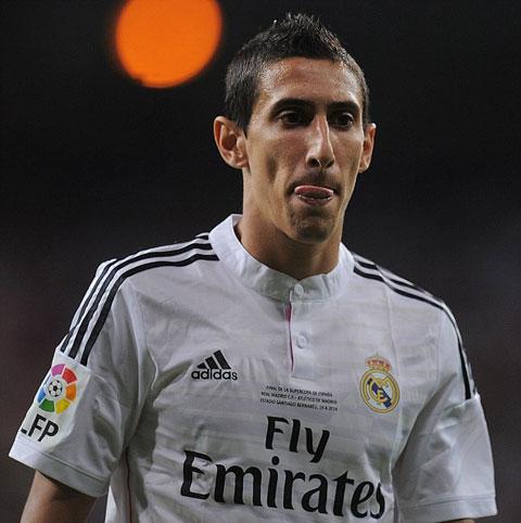 Khedira trở lại đội hình chính của Real