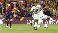 Barcelona 3-0 Elche: Không thể ngăn Messi tỏa sáng