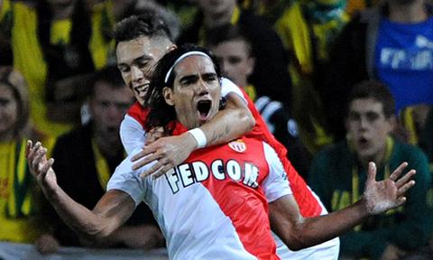 Falcao lập công, Monaco có chiến thắng đầu tay