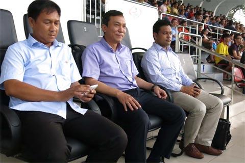 Cúp bóng đá các CLB U16 châu Á 2014: PVF thua do… trọng tài!