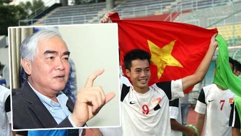 """Chủ tịch VFF Lê Hùng Dũng: """"Một CLB lớn của Anh muốn mua 2 cầu thủ U19 Việt Nam"""
