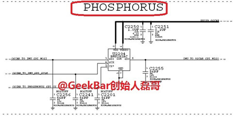 iPhone 6 có sẽ chip đồng xử lý M8 (Phosphorus)