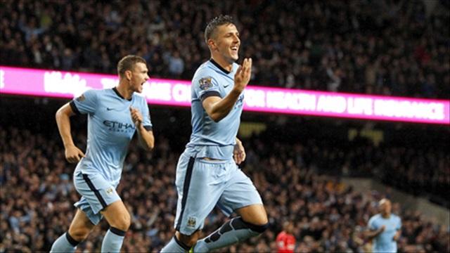 Man City 3-1 Liverpool: Sức mạnh nhà vô địch