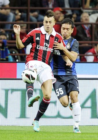 Milan và Inter: Khổng lồ… suy dinh dưỡng!