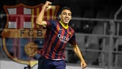 """""""Tiểu Messi"""" đã đến với Barca như thế nào?"""