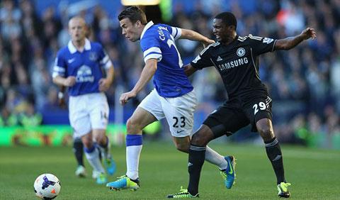 """""""Báo đen"""" Eto'o chuẩn bị đầu quân cho Everton"""