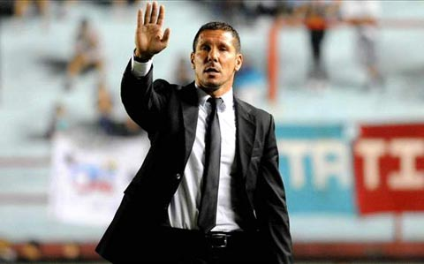 Atletico bị Vallecano cầm hòa 0-0: Atletico không thể thiếu Simeone!