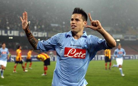 Napoli: Đừng quá phụ thuộc vào Hamsik!