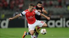 01h45 ngày 28/8, Arsenal vs Besitas: Arsenal vượt gian nan